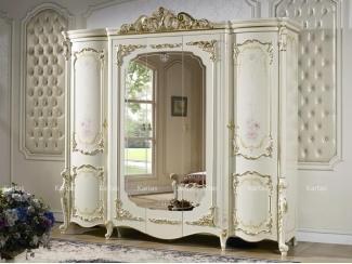 Шкаф в спальню София - Импортёр мебели «Kartas»
