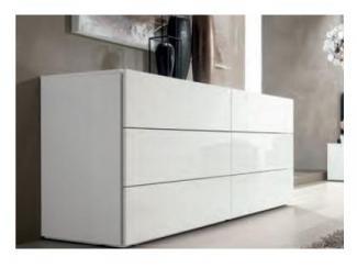 Комод белый 8 - Мебельная фабрика «Интерьер»