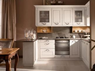 Кухня угловая Кантри 4 - Мебельная фабрика «ДСП-России»