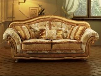 Стильный прямой диван Бруней  - Мебельная фабрика «Экодизайн»