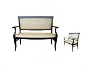 Диван дерево 1 - Мебельная фабрика «Мир стульев», г. Кузнецк