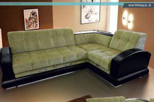 диван угловой Матрица - 2 - Мебельная фабрика «Матрица»
