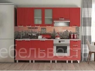 Кухонный гарнитур Мадена Рубин