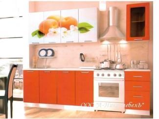 Новинка кухни Аника с фотопечатью  - Мебельная фабрика «А-Ника», г. Ульяновск