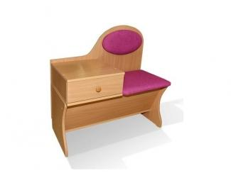 Банкетка для прихожей - Мебельная фабрика «Нильс»