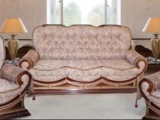 диван прямой Алина 08 - Мебельная фабрика «Алина-мебель»