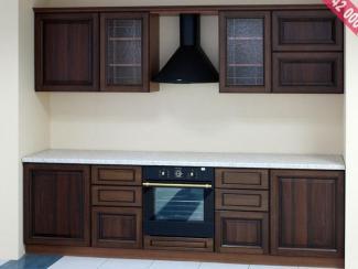 Кухня прямая «Рикардо» - Мебельная фабрика «Атлас-Люкс», г. Москва