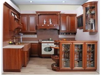 Новый гарнитур с островком - Мебельная фабрика «Кухни Альфа»