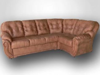 Угловой диван Хилтон - Мебельная фабрика «Дуэт»