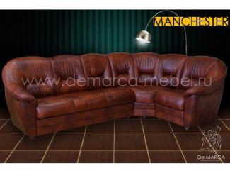 Диван «Манчестер» - Мебельная фабрика «De Marca»