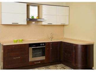 Кухонный гарнитур угловой Aida 3D