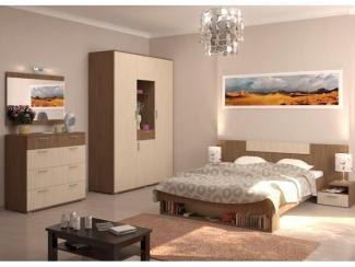 Спальный гарнитур Атланта - Мебельная фабрика «Мебель плюс»