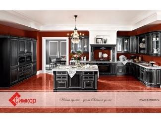 Элитная кухня Гальяно - Мебельная фабрика «Симкор»