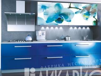 Кухня «Фотопечать на стекле» - Мебельная фабрика «Ликарион»