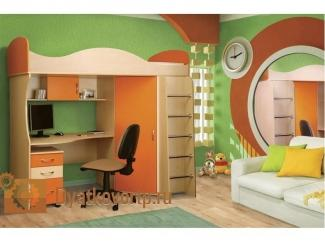 Мебель для детской Тутти-Фрути - Мебельная фабрика «Дятьковское РТП-1»