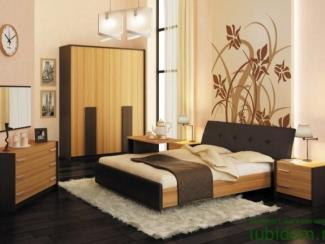 спальный гарнитур Стефани - Мебельная фабрика «Любимый дом (Алмаз)»