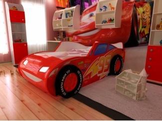 Кровать-машина Топ Спит 3D - Мебельная фабрика «Red River»