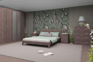 спальный гарнитур Магна - Мебельная фабрика «Лазурит»