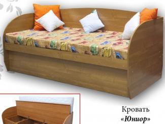 Кровать Юниор - Мебельная фабрика «Премиум»