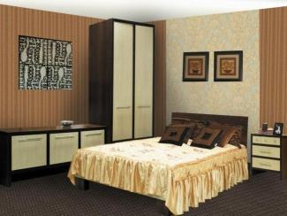 спальня Пилигрим набор 1 - Мебельная фабрика «Долес»