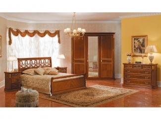 Спальный гарнитур Бристоль - Мебельная фабрика «Миасс Мебель»