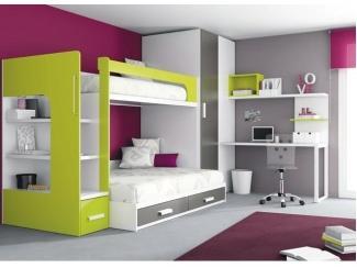 Детская Лайм - Мебельная фабрика «Лира»