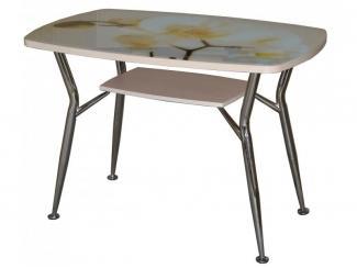 Стол СО-14 с полкой  - Мебельная фабрика «Триумф-М»