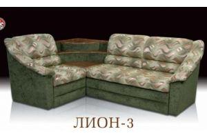 Мягкая мебель для гостиной Лион 3 - Мебельная фабрика «Альянс-М»