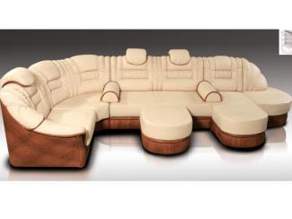 Угловой диван Гармония модульный - Мебельная фабрика «Восток-мебель»