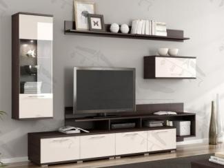 Гостиная стенка Freestyle-6 - Мебельная фабрика «Фарес»