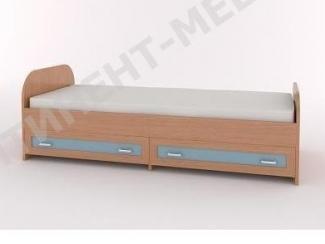 Кровать детская Камилла 2 - Мебельная фабрика «Континент-мебель»