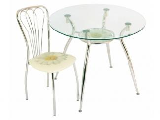 Стол стеклянный А610