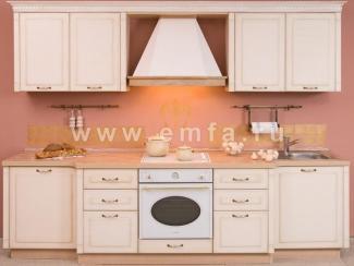 Кухонный гарнитур прямой КАРОЛИНА - Мебельная фабрика «Энгельсская (Эмфа)»
