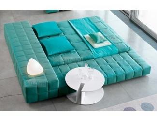 Мягкая кровать Комби - Мебельная фабрика «Sitdown»