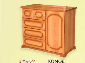 Комод «К-4» - Мебельная фабрика «Мебель Прогресс»