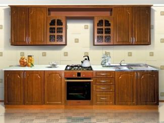 Кухонный гарнитур прямой Дора - Мебельная фабрика «Прометей»