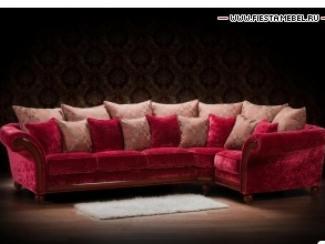 Угловой диван Неон - Мебельная фабрика «Фиеста-мебель»