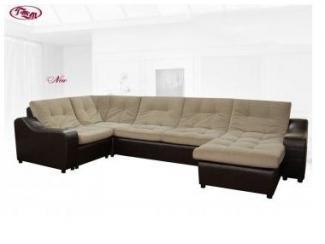 Угловой диван Эдельвейс 2 5 - Мебельная фабрика «Гранд-мебель», г. Красноярск