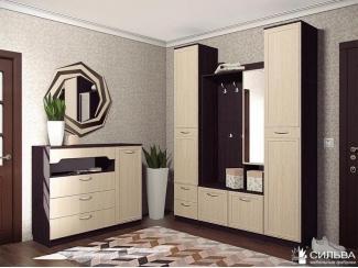 Прихожая Браво 3 - Мебельная фабрика «Сильва»