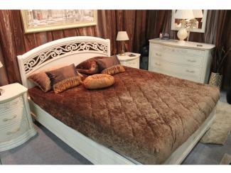 Мебельная выставка Москва: спальный гарнитур