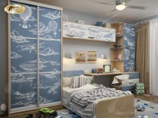 Шкаф - купе «Fly» - Мебельная фабрика «Ладос-мебель»