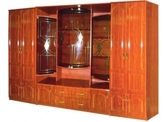 Гостиная стенка Элита МДФ - Мебельная фабрика «Гамма-мебель»