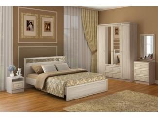 Спальня Брайтон - Мебельная фабрика «Ижмебель»
