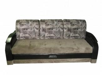 Тканевый прямой диван Сиена - Мебельная фабрика «Поволжье Мебель»