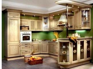 Кухонный гарнитур угловой Классика