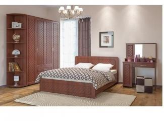 Спальный гарнитур Техно 3 - Мебельная фабрика «Элика мебель»