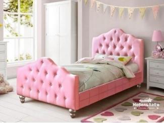 Кровать для девочки Барби - Мебельная фабрика «МебельЛайн»
