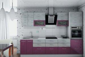 Кухонный гарнитур Риф   - Мебельная фабрика «Славные кухни (ИП Ларин В.Н.)»