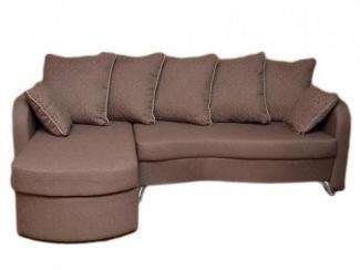 угловой диван с подушками Сидней