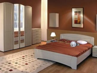 Спальный гарнитур Ника - Мебельная фабрика «Анкор»